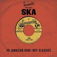 Trojan records. '40 Jamaican Rude Boy Classics'