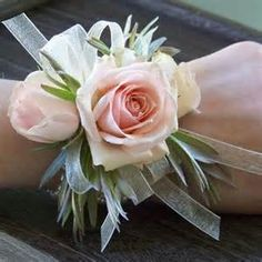 wrist corsages for homecoming - Bing Images