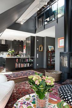 Luxurious Gothenburg loft with trendy New York vibe  - MFT