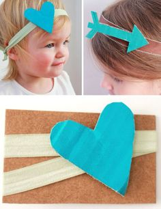 Four Crafty & Simple Valentine Ideas from StyleSmaller on the Honest blog #valentine2013