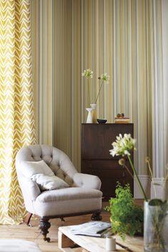 Wabi Sabi Collection by Scion. #interiordesign #scion #fabric #wabisabi #wallpaper