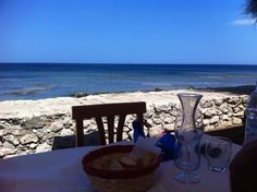 #view #lunchtime #Sicily