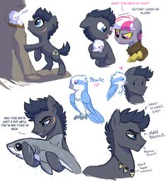 Bruce Character Study by Lopoddity So cute! I love this pony! Dessin My Little Pony, My Little Pony Comic, My Little Pony Drawing, My Little Pony Pictures, Mlp My Little Pony, My Little Pony Friendship, Unicornios Wallpaper, Character Art, Character Design