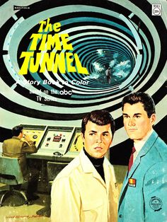 The Time Tunnel Story Book
