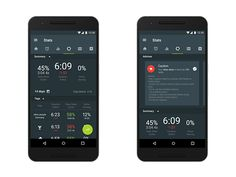 Sleep as Android Redesign on App Design Served