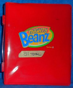 MIGHTY BEANZ Series 2  31 beans    see list some hard to find    SE10 #Beanz