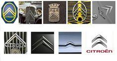 Evolución del logo 1919-2009