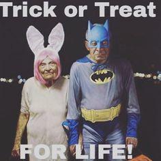 Rebels Never Die! Trick or Treat 4 Life! @rebelcircus #rebelcircus #halloween #trickortreat #rebelsneverdie #kickassoldpeople Reposted Via @rebelcircus