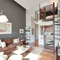 Grey Lofts Design, Pictures, Remodel, Decor and Ideas - page 3