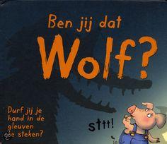10-10-14 - Ben jij dat wolf?, Steve Cox   9789089418197