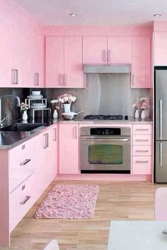 pink kitchen rug stoves gas 104 best rugs images carpet mat 10 astounding picture idea kitchens colorful retro