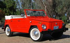 "VW Thing. I wanna take this ""Thing"", and replace the guts with that of a Corvette or Viper...preferably a Viper"