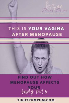 From hot flashes to weight gain , menopause changes a lot in your body . One major change that can occur is loss of elasticity and thickness of the vagina. This often results in a condition called vaginal atrophy. Post Menopause, Menopause Symptoms, Low Estrogen, Urinary Incontinence, Pelvic Floor, Health, Weight Gain, Weight Loss, Hot Flashes