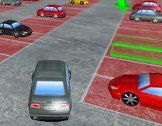 Screenshot 1 of Shopping Mall Parking