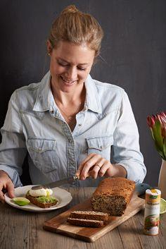 Life-Changing Bread, and A New Friend - Sarah Graham Food New Recipes, Healthy Recipes, Bread Recipes, Healthy Food, Healthy Eating, Vietnamese Summer Rolls, Sarah Graham, Decadent Food, Paleo Baking