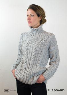 Les Modèles tricot et fiches tricot gratuit à télécharger Plassard.