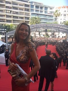 CHARRIOL shows continuous supports for Cannes Film Festival 2015 with elegant presence of Marie-Olga Charriol, Public Relations Director of the brand. Cannes Film Festival 2015, Charriol, Prom Dresses, Formal Dresses, Public Relations, Elegant, Fashion, Dresses For Formal, Classy