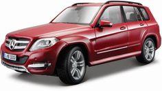 Mercedes GLK Class Red by Maisto model car Mercedes Glk, Benz, 18th, Vehicles, Model Car, Shopping, Kids, Young Children, Boys