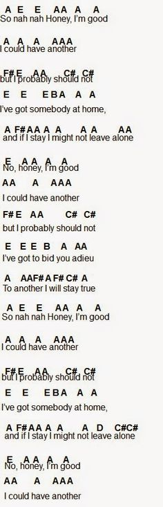 Flute and Piano Sheet Music: Honey👩👰, I'm Good 😊 (Part ) Piano Sheet Music Letters, Piano Music Easy, Easy Sheet Music, Violin Sheet Music, Music Love, Music Sheets, Saxophone Music, Music Chords, Ukulele Songs