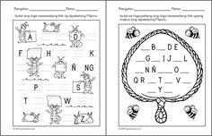 Posts about alpabetong Filipino worksheets written by samutsamot_mom Kindergarten Addition Worksheets, Kindergarten Worksheets, Classroom Rules Poster, Tagalog, Filipino, Kids Learning, Activities For Kids, About Me Blog, Writing