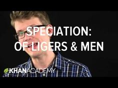 Hank explains speciation - the evolutionary process by which new biological species arise - in terms of finches, ligers, mules, and dogs.