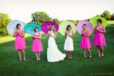 Wedding umbrellas and parasols. Photo: Bianca Valentim