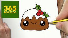 Resultado de imagen para dibujos 365 kawaii para navidad