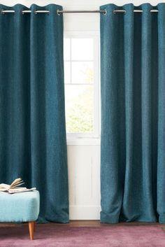 Faux Silk Eyelet Curtains Dark Teal 228 X 228Cm  Living Room Pleasing Teal Living Room Curtains Review