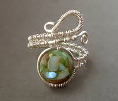 Image result for wire wrapped jewelry