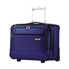 "Samsonite - Solyte 18.5"" Boarding Bag - True blue, 73853-1875"