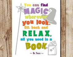 That's right there's #magic everywhere!  #read #reading #books #book #bookworm #bookstagram #booklover #bookaholic #bookish #bookporn #bibliophile #qotd #quote #quotes #wordsofwisdom #wisewords #quoteoftheday #instaquote #DrSeuss #Instagood #QurioBox #subscriptionbox by quriobox
