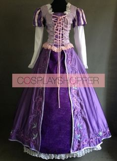 Cheap costume adult, Buy Quality cosplay costume directly from China custom cosplay costume Suppliers: Tangled Rapunzel Princess Dress Deluxe Embroidered Costume Adult Women's Fantasy Fancy Cosplay Costume Custom Made Disney Cosplay Costumes, Rapunzel Cosplay, Rapunzel Dress, Cosplay Dress, Costume Dress, Adult Costumes, Tangled Rapunzel, Princess Rapunzel, Disney Tangled