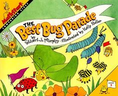 read the book The Best Bug Parade and then order insects by their size.