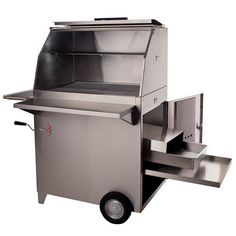 Hasty-Bake Gourmet 257 Stainless Steel Charcoal Grill