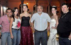 EN CASA DE GOBIERNO: El gobernador Colombi recibió a las representantes correntinas para la elección de Miss Beauty World Argentina 2014 #VamosParaAdelante
