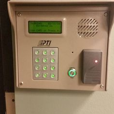 #keypad entry via homebasestorage.com