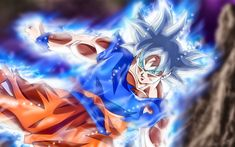 Download wallpapers 4k, Black Goku, fighter, DBS, manga, Goku, magic, Dragon Ball Super