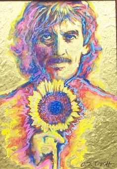 george harrison paintings - Google Search