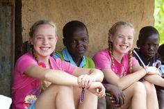 Prachtig om te zien hoe kinderen, waar ook ter wereld, connecten met elkaar. @CordaidKinderstem Foto: Dennis Brussaard - Dlgr.nl