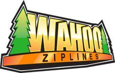 Wahoo Ziplines in Sevierville, TN www.AmericasCabins.com