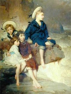 the-children-of-sir-h-hussey-vivian.jpg 464×610 pixels