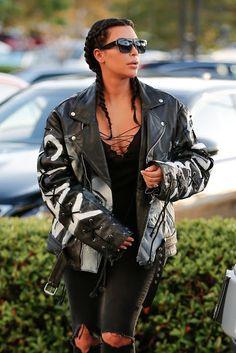 celebstills: Kim Kardashian and Kanye West – Movie Date Night in Woodland Hills 3122016