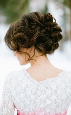 The Great Idea of Wedding Hairstyles for Long Hair | Best Medium Hairstyle  @ http://seduhairstylestips.com