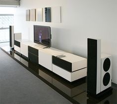 Finite Elemente modular furniture system - media furn for living room idea