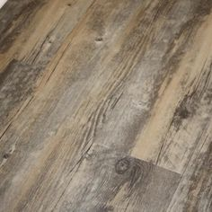 100% Waterproof, Wood Plastic Composite, Engineered Luxury Vinyl Plank Flooring