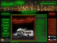 Seattle Webdesign - Revechies Rides