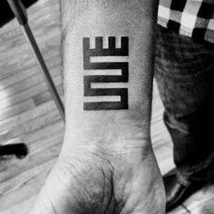 Tattoo on Wrist For Guys