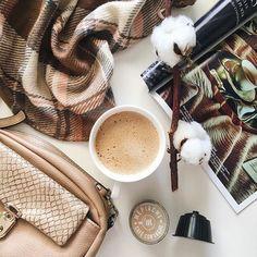 #плед #уют #кофе #кава #coffee #autumn