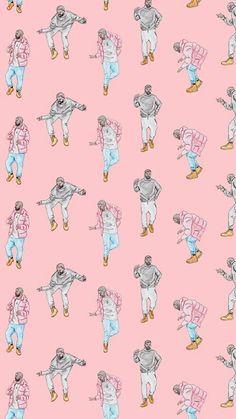 Drake hotline bling wallpaper