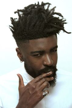 Black Guy Hairstyles From Cool Classics To Grownout Styles And High Top Dreads Here's